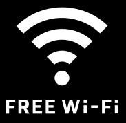 館内無料 Wi-Fiのご利用について