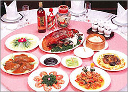 中国料理 樓外樓