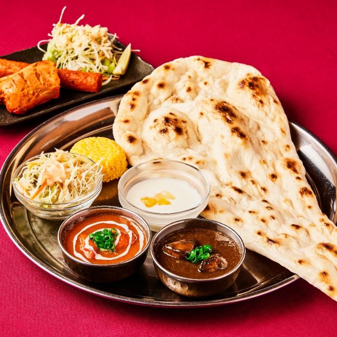 本格インド料理 SAINO