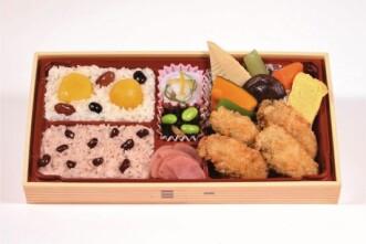 秋の新商品 広島県江田島産カキフライと惣菜弁当のご案内です